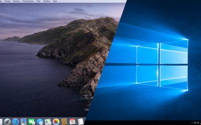 Mac ou Pc, que choisir? IFD Informatique vous répond.